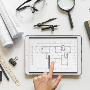 Personlig rådgivning av arkitekt