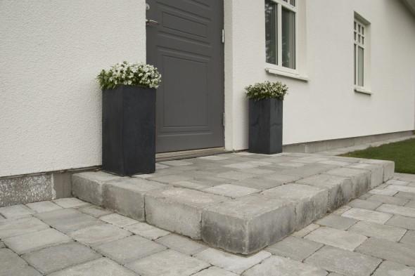 Labyrint Maxi grå
