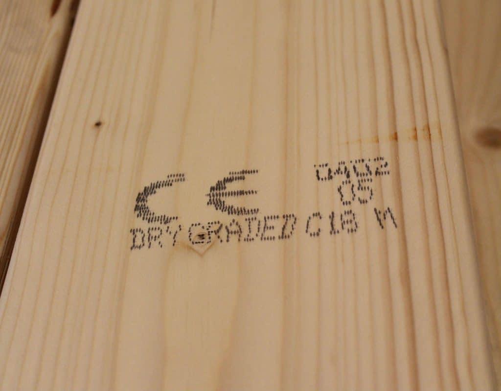 CE-märkt virke till ditt hus